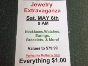 Jewelry Extravaganza!!!!!